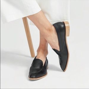 NEW Everlane The Modern Black Loafer 8.5